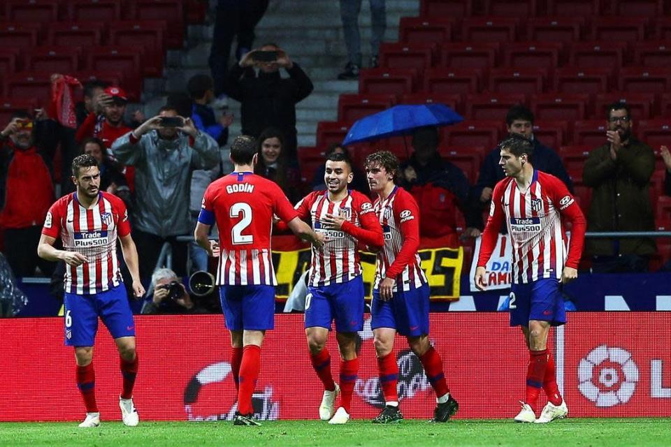 Atletico Madrid vs Valladolid Runner-Up Jadi Pertaruhan Gengsi