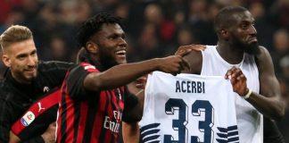 Aksi Dua Pemain Milan Terancam Sanski FIGC, Kenapa?