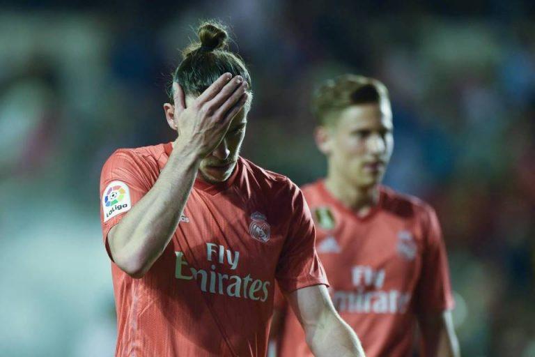 Kalah dari Tim Papan Bawah, Madrid Gagal Finish di Posisi Dua