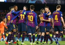 Barcelona Pesta Juara Tanpa Piala Akhir Pekan Ini