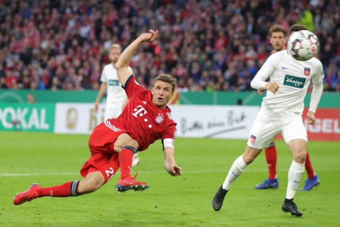 Banjir Gol Warnai Kemenangan Bayern Atas Heidenheim