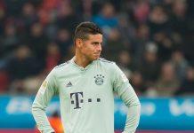 Bayern Munchen Bimbang Permanenkan Rodriguez, Mengapa