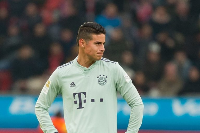 Bayern Munchen Bimbang Permanenkan Rodriguez, Mengapa?