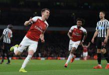 Bekuk Newcastle, Arsenal Rebut Peringkat Tiga Klasemen