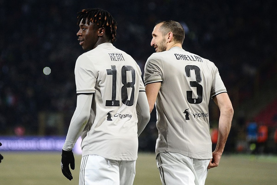 Chiellini Akui Wonderkid Juventus Ini Aset Italia