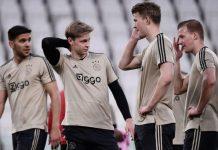 De Jong Ajax