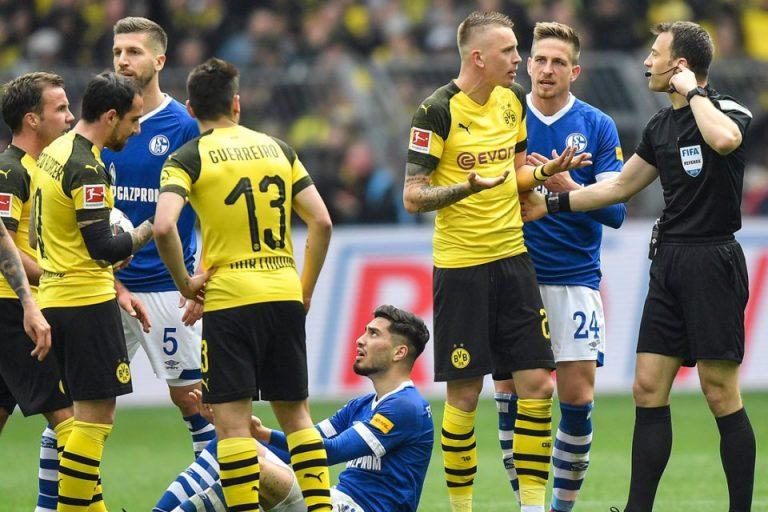 Kalah dari Schalke, Dortmund Gagal Rebut Puncak Klasemen
