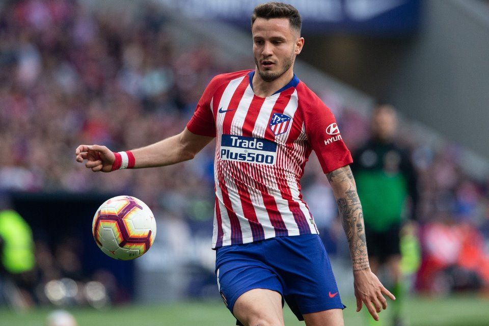 Duo Madrid Berebut Saul Niguez