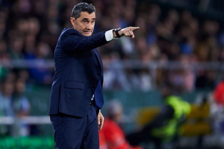 Diimbangi Villarreal, Valverde: Jadi Juara di Spanyol Itu Berat!