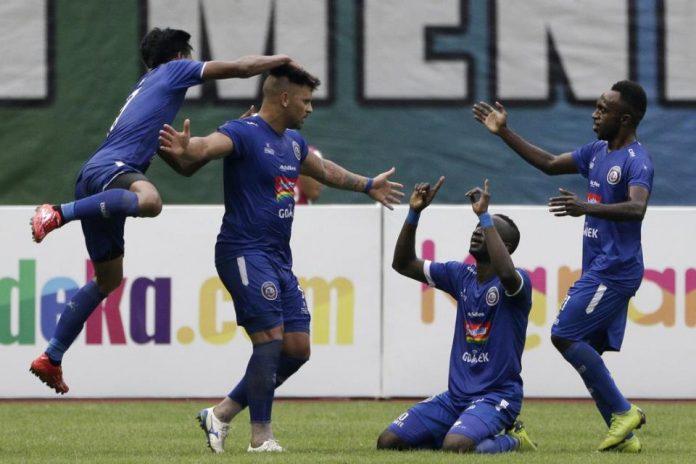 Final Piala Presiden Jadi Ajang Pembuktian Penyerang Muda Ini (2)