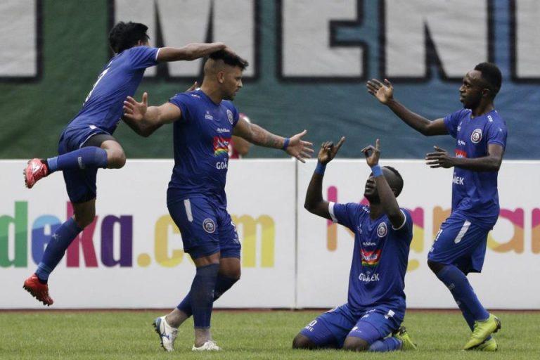 Final Piala Presiden Jadi Ajang Pembuktian Penyerang Muda Ini