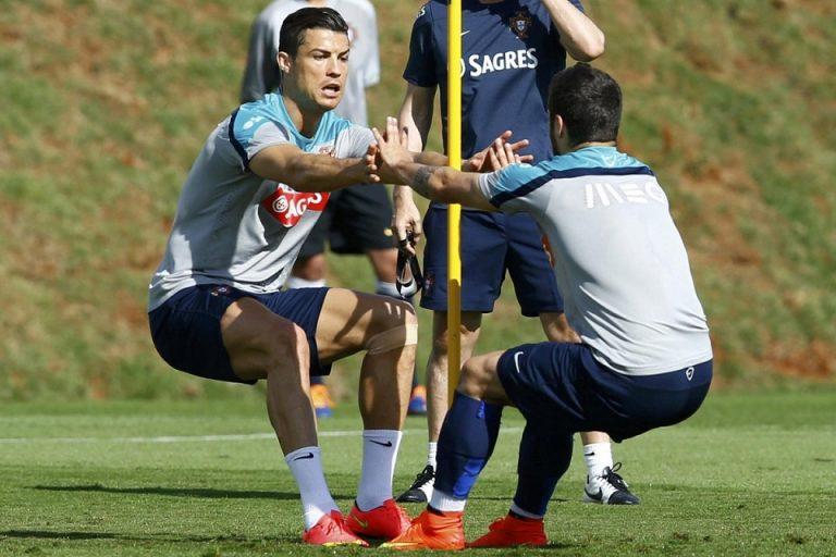 Fisik Ronaldo Bisa Bermain Sampai Usia 40, Benarkah?