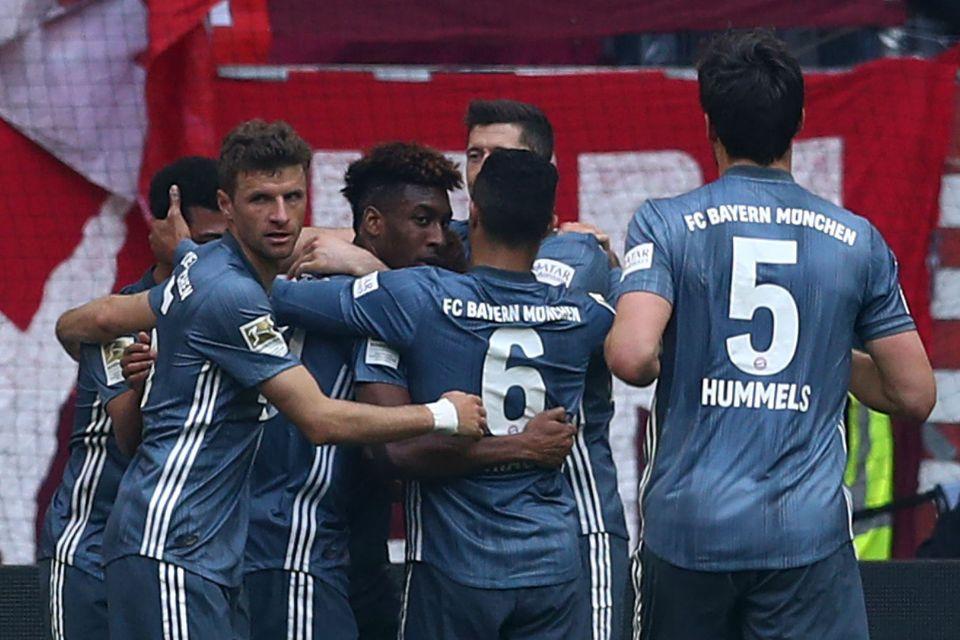 Gilas Fortuna 4-1, Bayern Puncaki Bundesliga