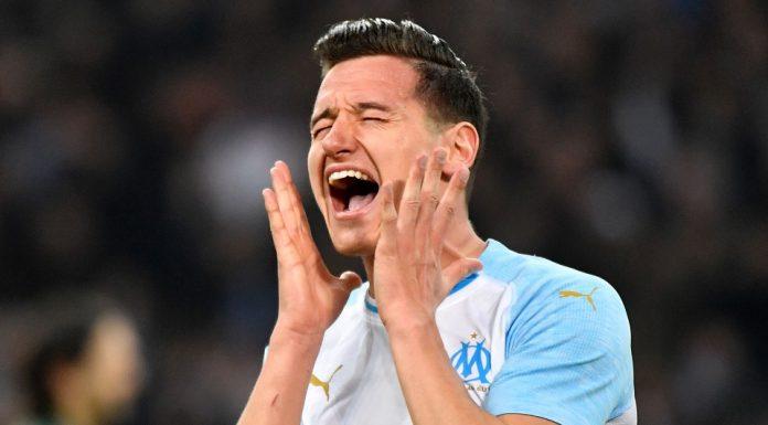 Gelandang Marseille Kami Memang Sampah!