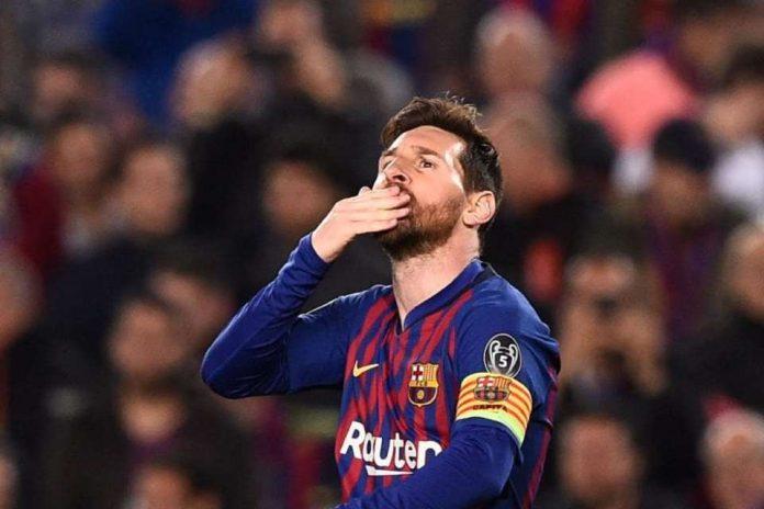 Gol Pertama Messi Cukup Tuk Permalukan 5 Pemain MU