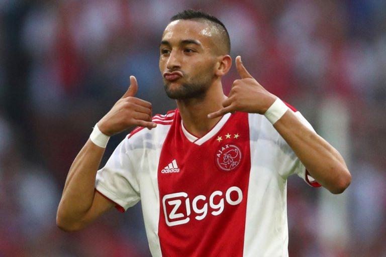 Ajax Bersiap Ditinggal Striker Muda Ini