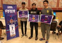 Pemenang FIFA 19 Offline Competition Bandung