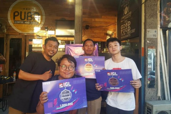 Pemenang FIFA 19 Offline Competition