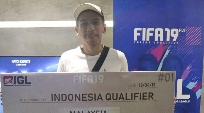 Pemenang Indonesia Qualifier Road To Madrid