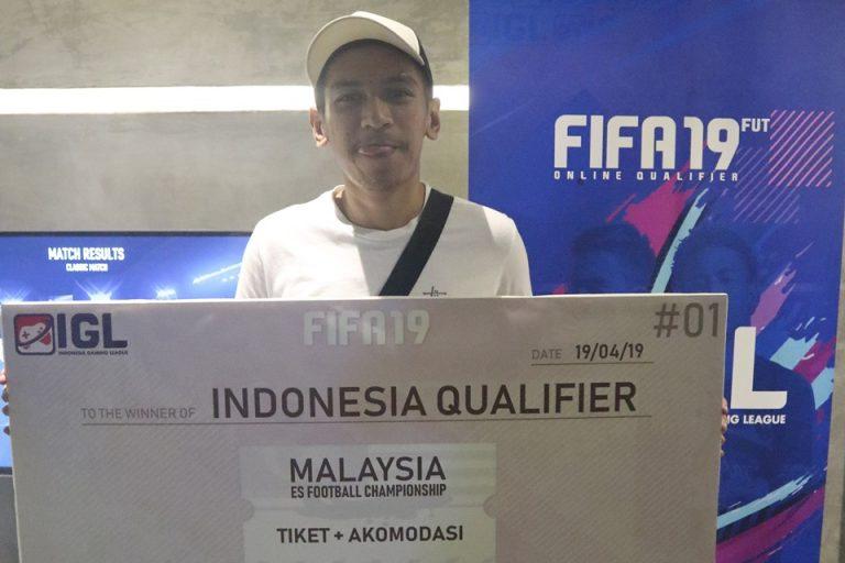 Inilah Pemenang Indonesia Qualifier Road To Madrid