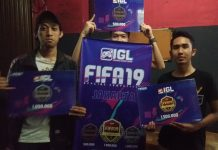 Pemenang FIFA 19 Offline Competition Jakarta