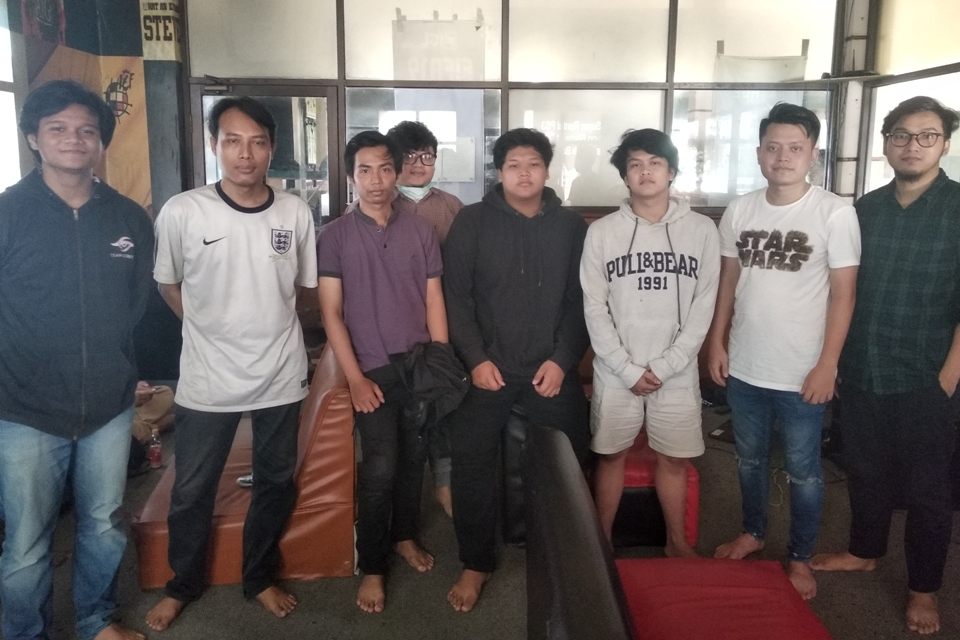 Peserta FIFA 19 Offline Competition Surabaya