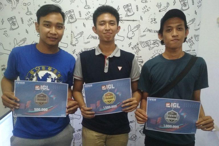 Ketatnya Perburuan Juara di FIFA 19 Offline Competition Bogor