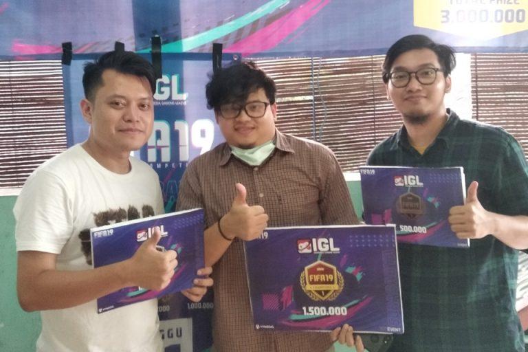 Hal Ini Membuat Persaingan di FIFA 19 Offline Competition Surabaya Berjalan Ketat