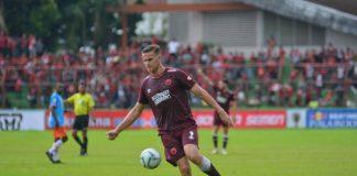 Indra Kahfi Berharap Eero Markkanen Jalani Hari Buruk Lawan Bhayangkara FC
