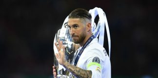 Ingin Jadi Yang Terhebat, PSG Lirik Sergio Ramos