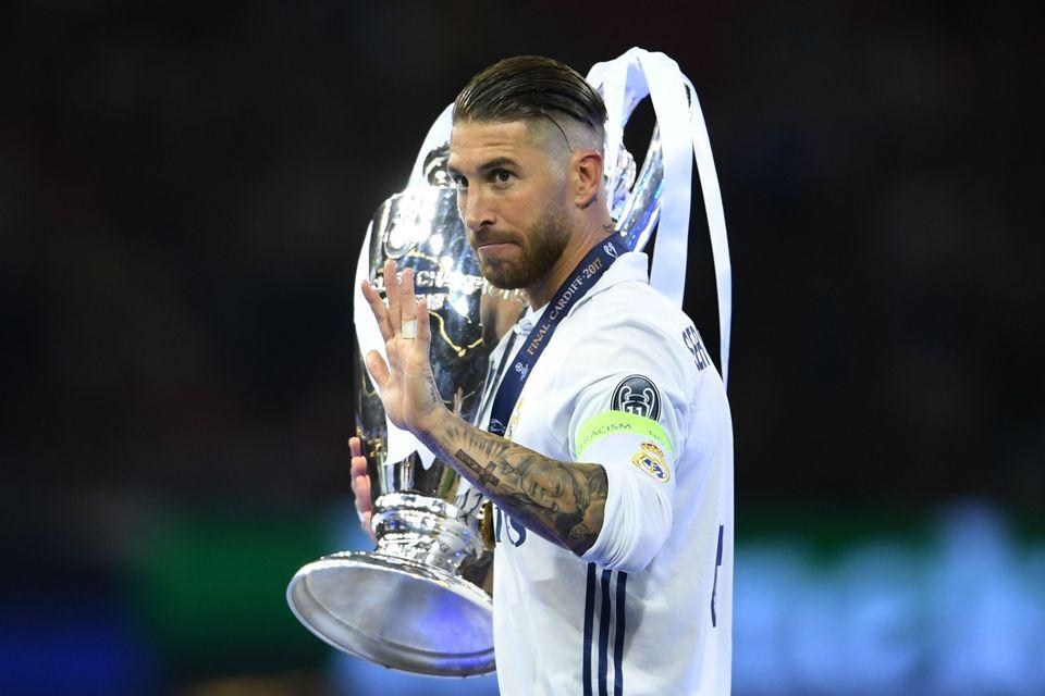 Inilah Komitmen Ramos Untuk Real Madrid!