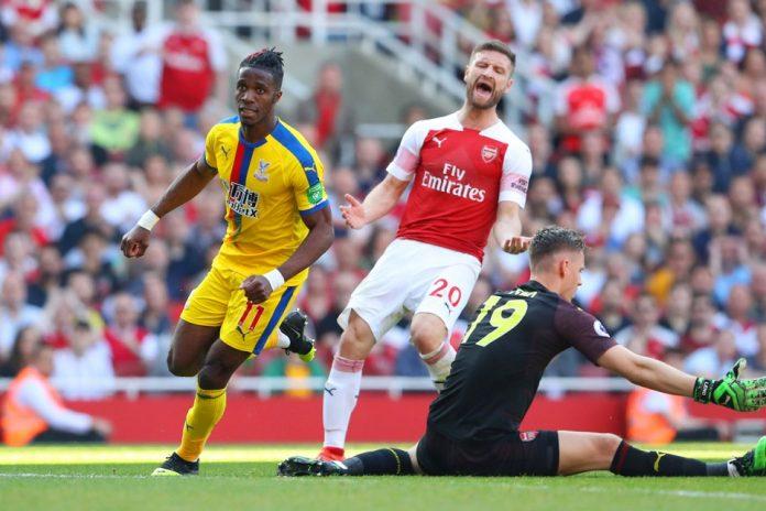 Inilah Alasan Utama Arsenal Kalah Lawan Crystal Palace