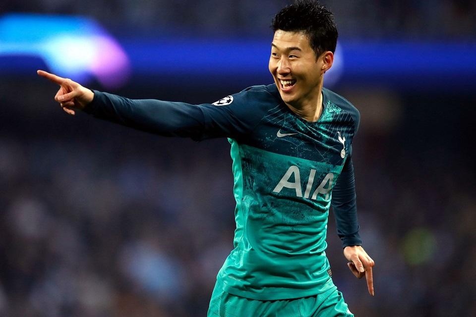 Inilah Rekor Baru Pemain Asia Tottenham di Liga Champions!