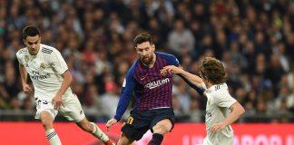 Inilah Rekor Luar Biasa Barcelona Bertemu Tim Raksasa!