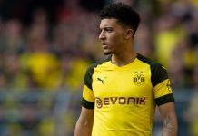 Dortmund Tegaskan Jadon Sancho Tidak Dijual