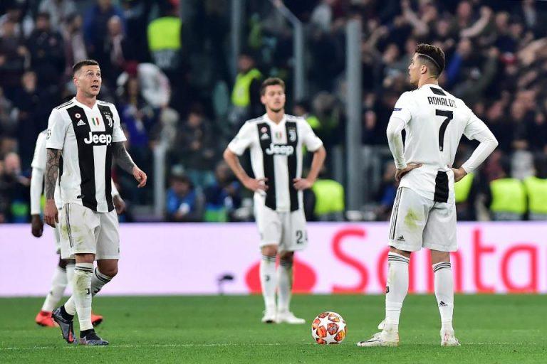 Juventus Tetap Tak Mampu Juarai UCL Meski Punya Ronaldo, Kenapa?
