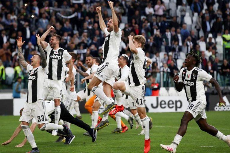 Juara Lagi, Ini Catatan Menakjubkan Juventus Musim Ini