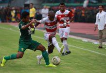 Kalah Tipis Atas Persebaya, Madura United Siap Balas Dendam