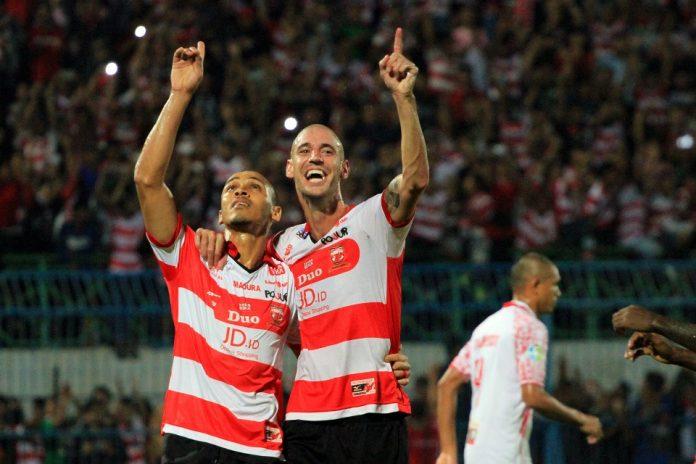 Klarifikasi Madura United Soal Batal Kontra Dane Milovanovic