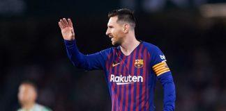 Lagi, Messi Pecahkan Rekor Baru!