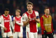 Legenda Ajax Takut Timnya Akan Berada di Zona Degradasi Musim Depan