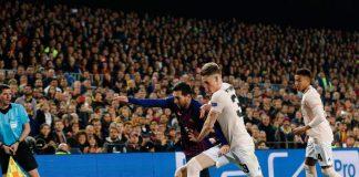 Lingard Messi
