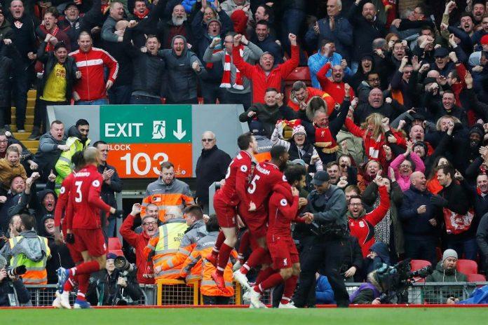 Demi Gelar, Liverpool Harus Sapu Bersih 6 Laga Yang Tersisa