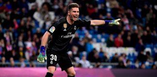 Luca Zidane Digadang Akan Jadi Kiper Masa Depan Madrid
