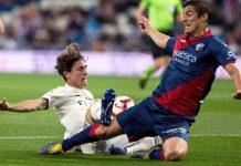 Perlawanan Huesca Buat Madrid Menderita