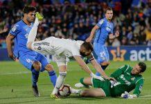 Madrid Yang Jago Kandang, Lemah Saat Tandang