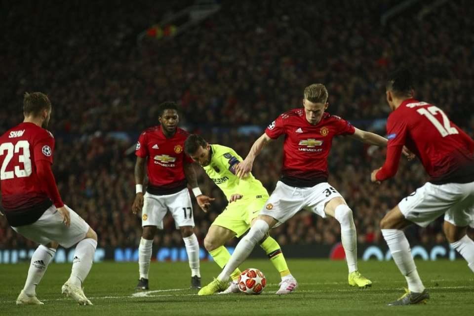 Man United Siap Beri Kejutan di Camp Nou