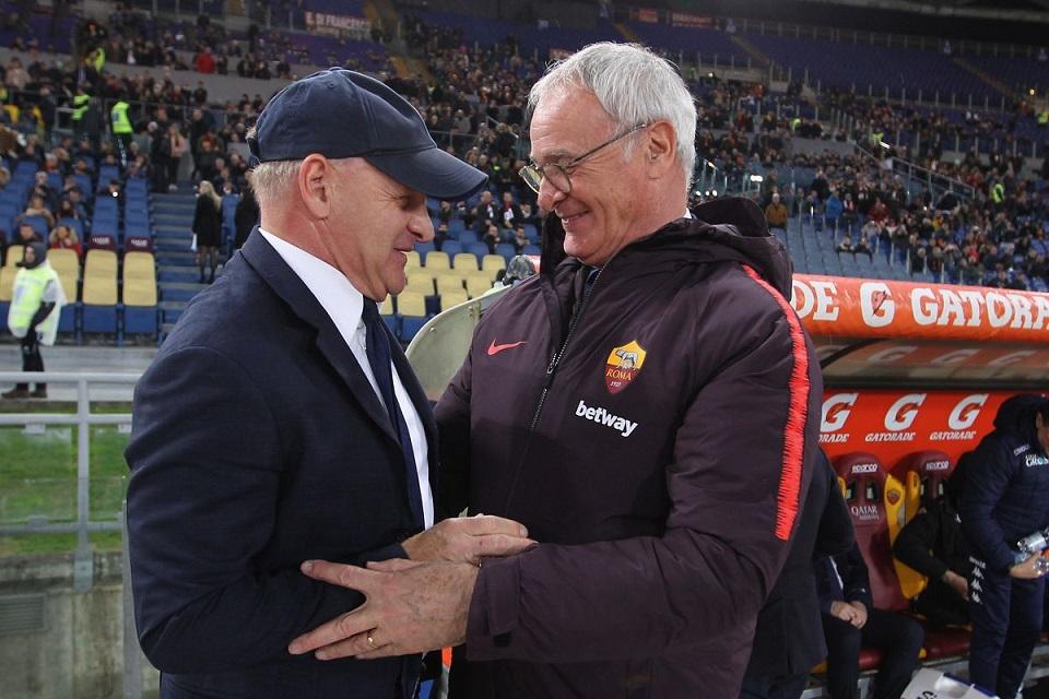 Manajemen Roma Siap Boyong Pelatih Ini Usai Kecewa dengan Ranieri
