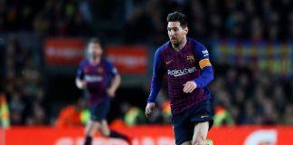 Messi Mimpi Buruk MU