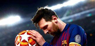 Roger Federer: Skill Messi Salah Satu Yang Terbaik di Dunia